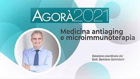 Sessione sulla Medicina antiaging e microimmunoterapia
