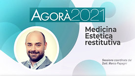 Sessione sulla Medicina estetica restitutiva