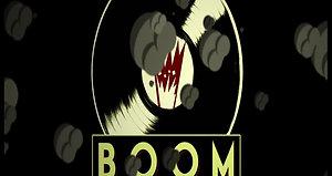 Logo Boom Records Officiel