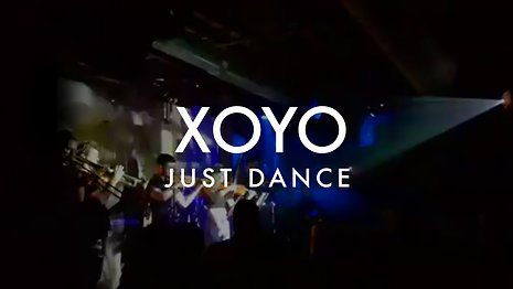 lady Gaga just dance XOYO live