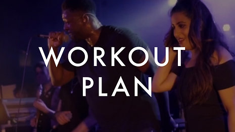 Kanye promo video Workout Plan copy