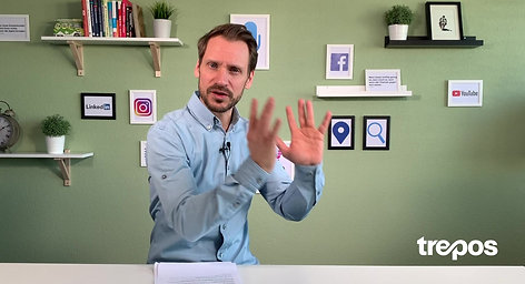 1. Begrüssung - Social Media im Verkauf