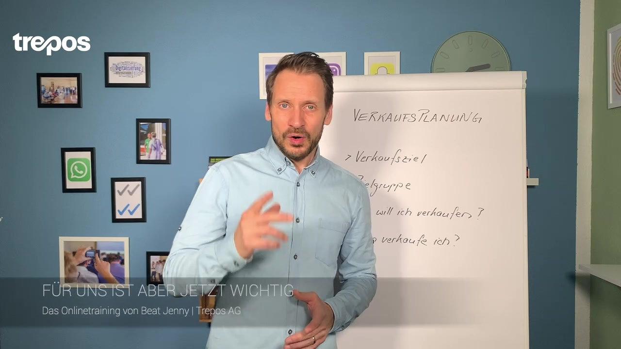 Wie plane ich einen Erfolgreichen Verkauf?