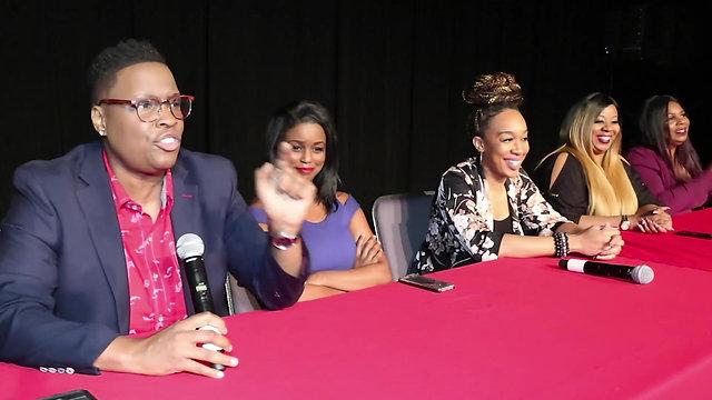 Interviews & Panels