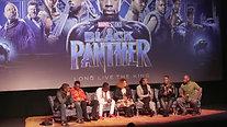 Black Panther Panel Lisa Cunningham