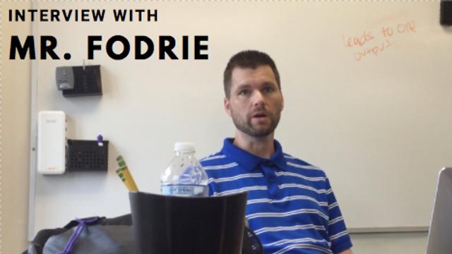 New Teacher Interviews