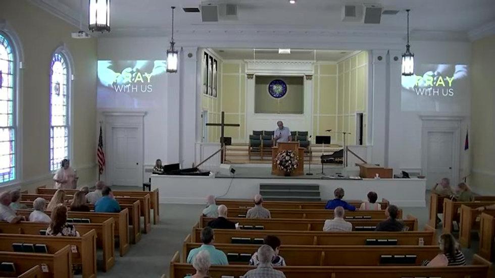 First-Baptist-Church- July 18