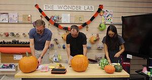 Pumpkin Carving Final Video