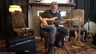 Lance Keltner demo of our Luxe Edition Lustcaster and Envy model guitars