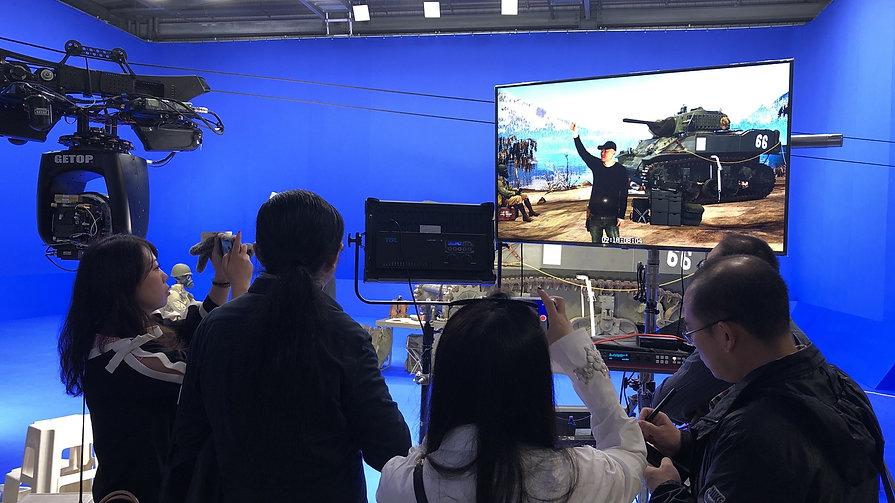 Virtual Production   AR   MR   XR