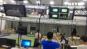 2017 GETOP 打造大中華地區最大電影動補棚作業紀錄