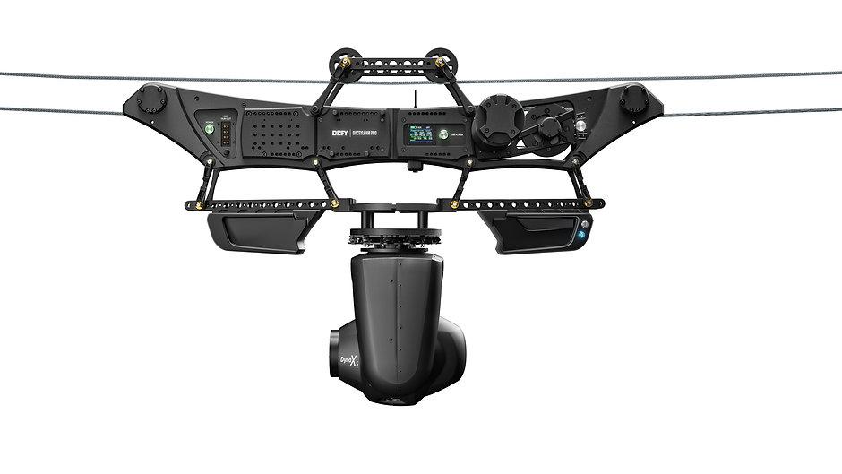 Cable CAM | 飛貓 | 重型纜繩攝影系統