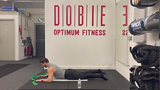PILATES Routine 2 ( with RESISTANCE BAND ) optional