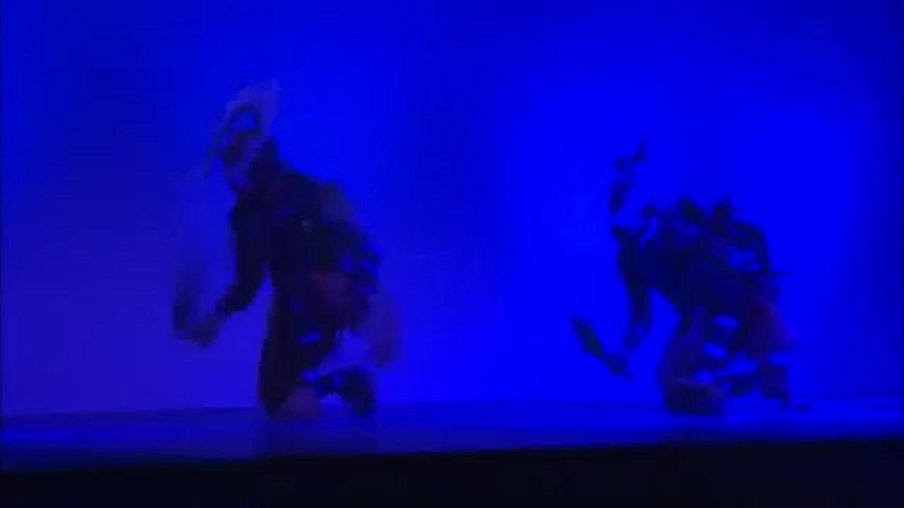 Baiwa Dance Company Opening Performance