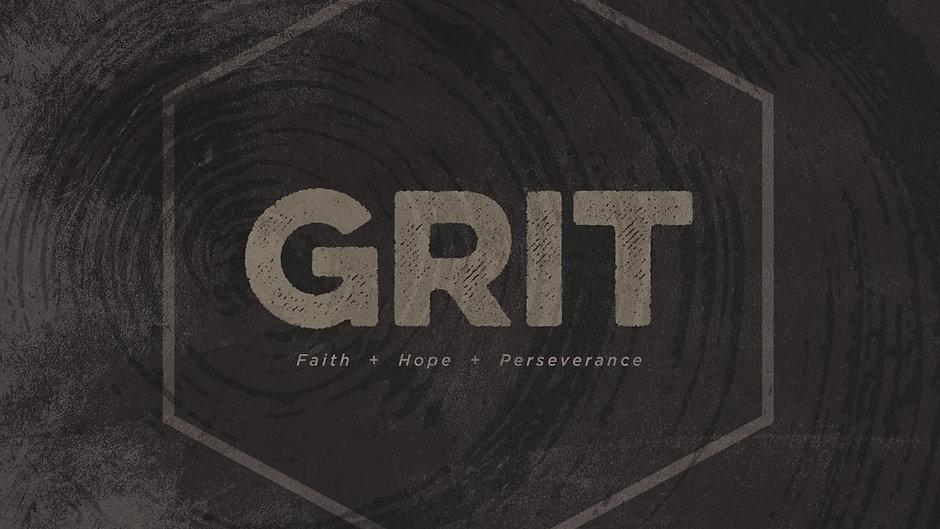 Grit Sermon Series