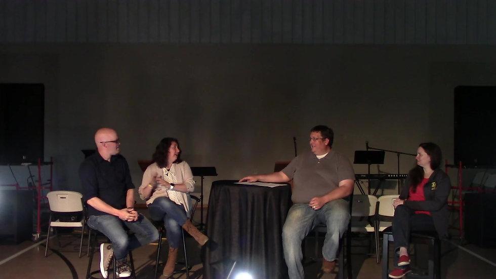Solo Sermon- 5-24-2020- Foster Care Awareness- Interview