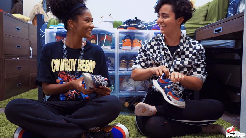 Kick Start Story About A Non-Sneakerhead