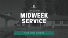 Midweek Service 06-11-20