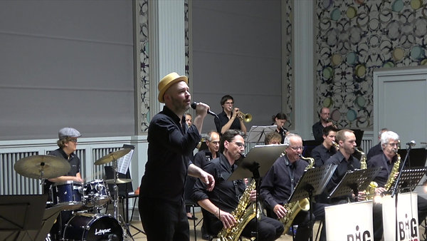Big Band Aarau feat. Dave Beglinger 2018