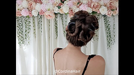 Flower Curl Before & After