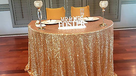 Foster Wedding Reception