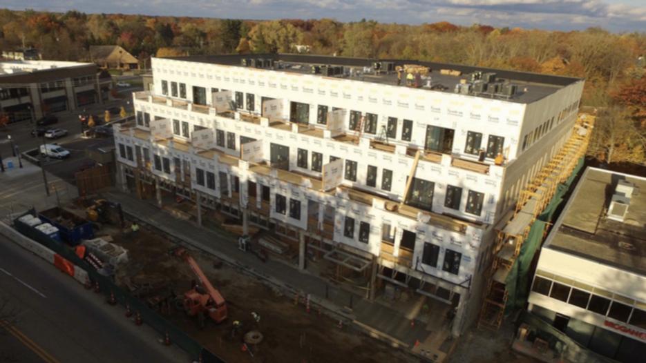 The Pearl: Construction Progress