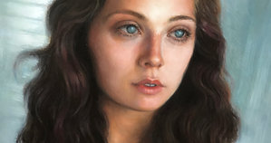 Tutorial portrait of Karynn