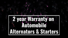 A-Z Fontana Alternators and Starters, Inc.