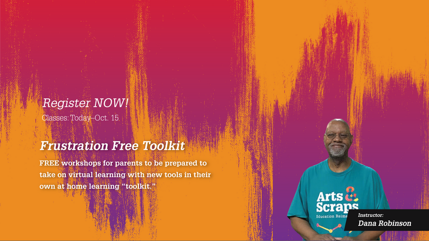 Frustration Free Toolkit Lessons