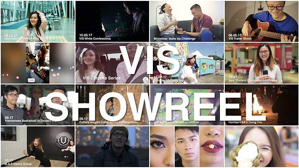 VIS Showreel 2017