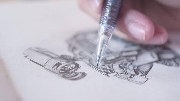 VIS Inspiration - Draw