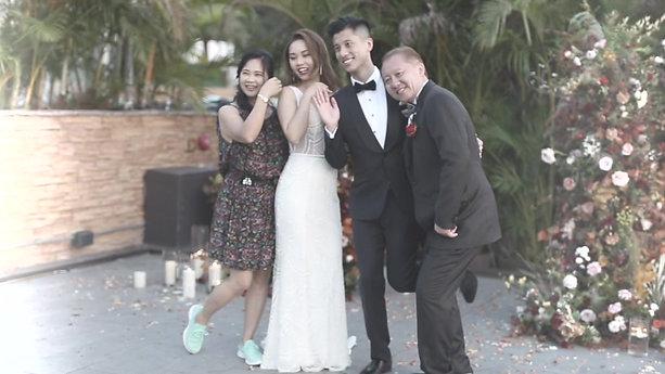 Hong Kong Beautiful Wedding