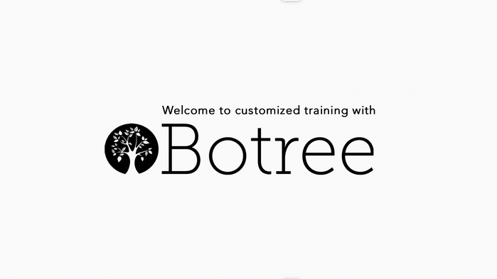 Botree Training Vid Slow