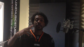 Krayzie Bone at One Music Studios