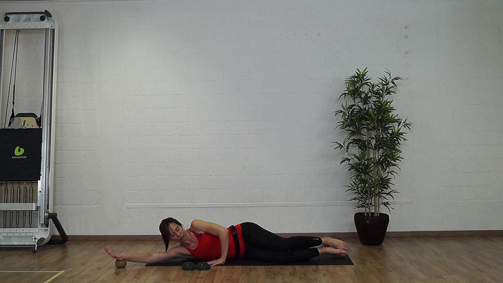 Woche 8 - Lauf-Programm mit Pilates & Slings Myofasziales Training®