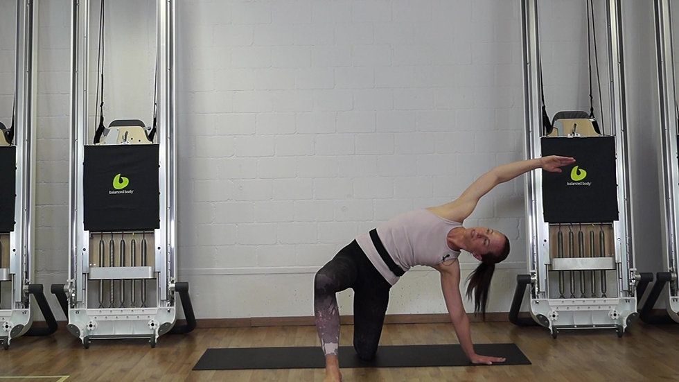 Woche 5 - Lauf-Programm mit Pilates & Slings Myofasziales Training®