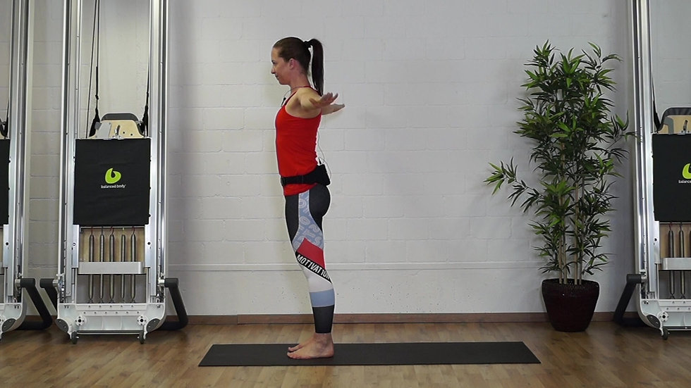 Woche 4 - Lauf-Programm mit Pilates & Slings Myofasziales Training®