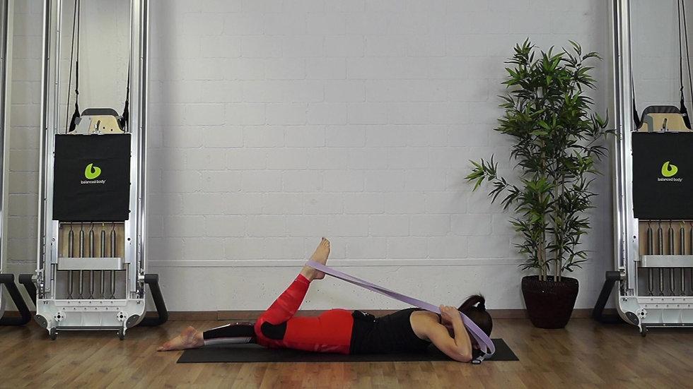 Bonus - Lauf-Programm mit Pilates & Slings Myofasziales Training®