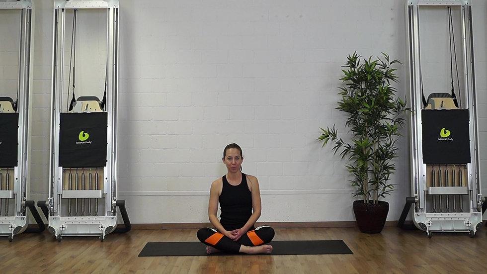 Informationen - Lauf-Programm mit Pilates & Slings Myofasziales Training®