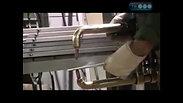 Производство входных металлических дверей 2