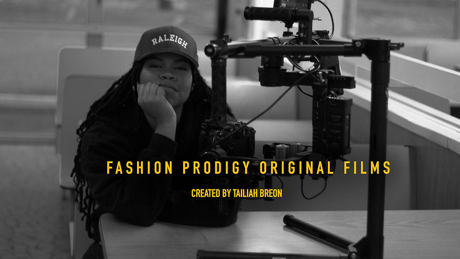 Fashion Prodigy Original Films