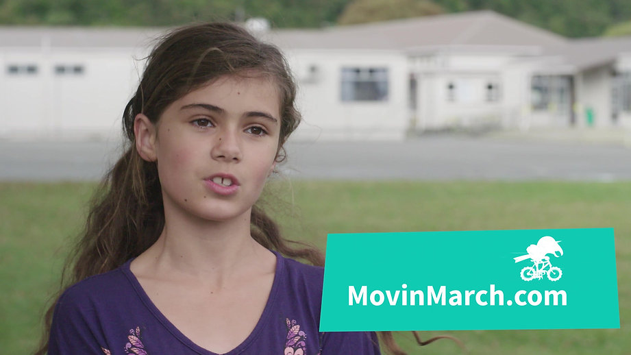 Movin'March
