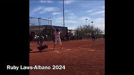 Ruby Laws-Albano - Walk Off