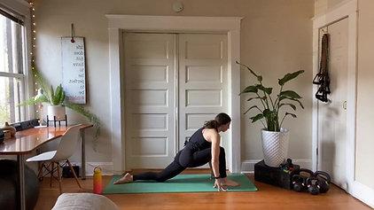 Posterior Chain Stretches
