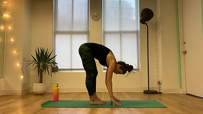 Upper back relief with Twists