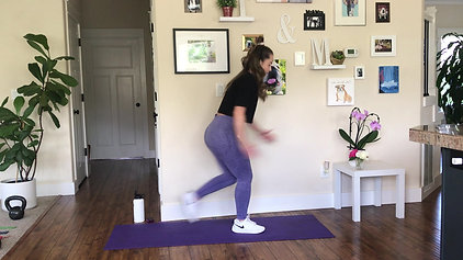 20 Min Low Impact HIIT Workout