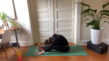 Gentle Neck and Shoulder Release