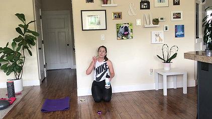 20 min Full Body Cardio Challenge