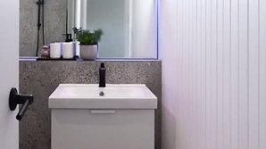 Ep.04- Raw Bathroom