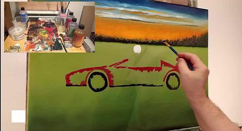 Ferrari kissat kurssi osa 2